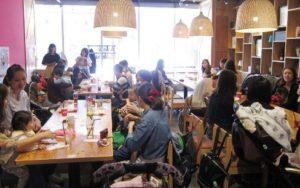 名古屋で『添い乳枕 Joy-chichi ジョイチチ』体験会&ママのお悩み交流会を開催!